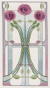 mackintosh cross stitch
