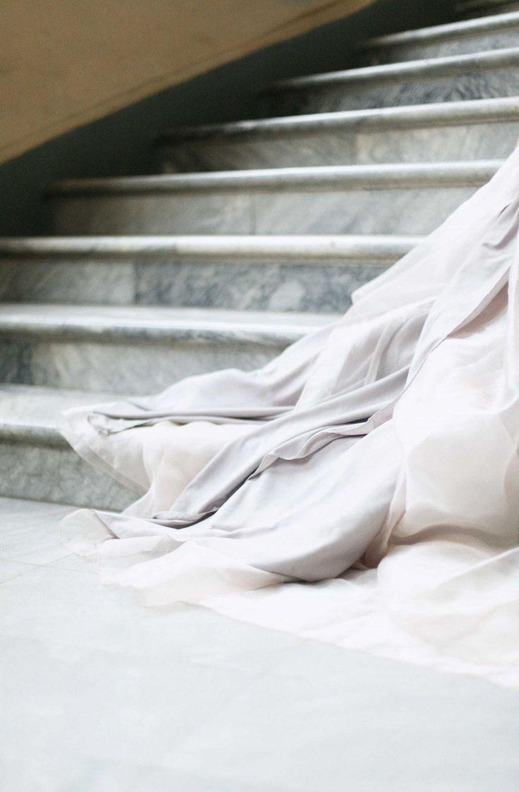 Graceful Movement Captured on Film - Ballerina Bride