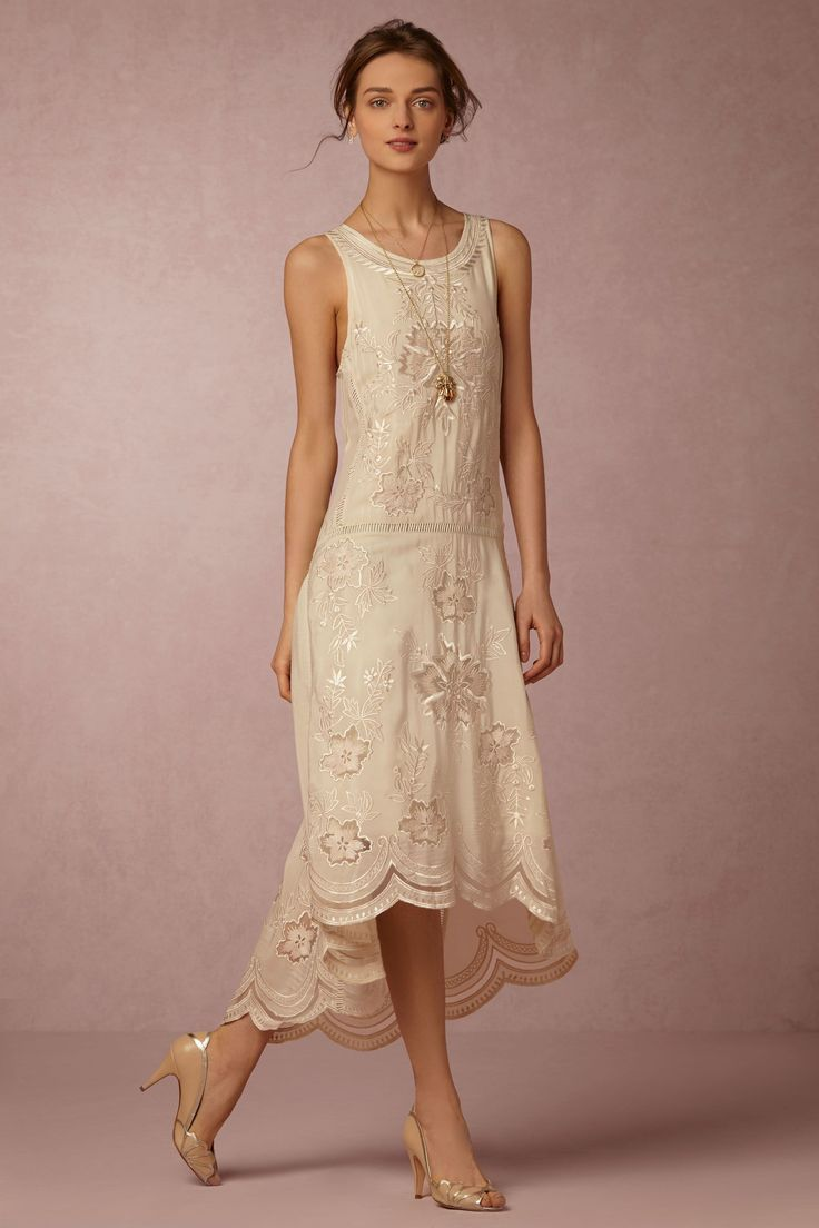 Cora Dress from @BHLDN