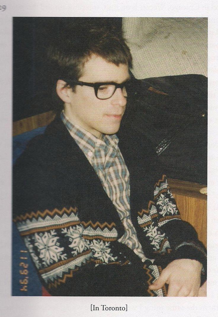 Rivers Cuomo '94 Weezer. Unashamed mancrush!!! Genius IQ sigh… Harvard grad