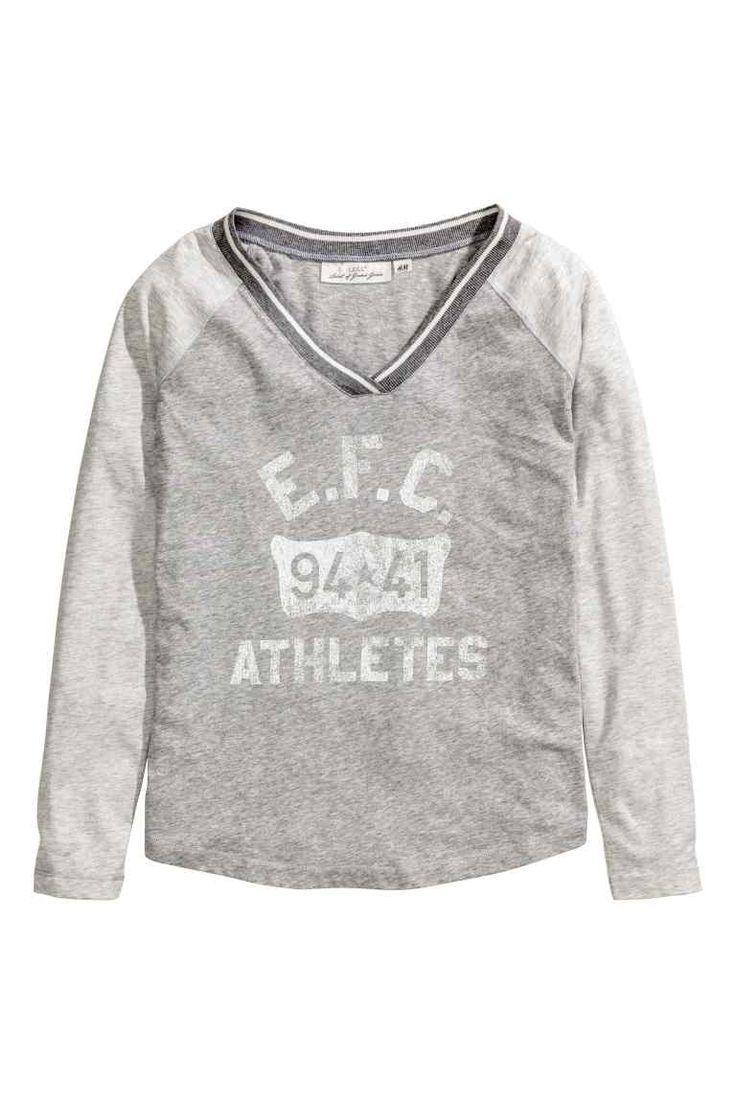 Camiseta de béisbol | H&M