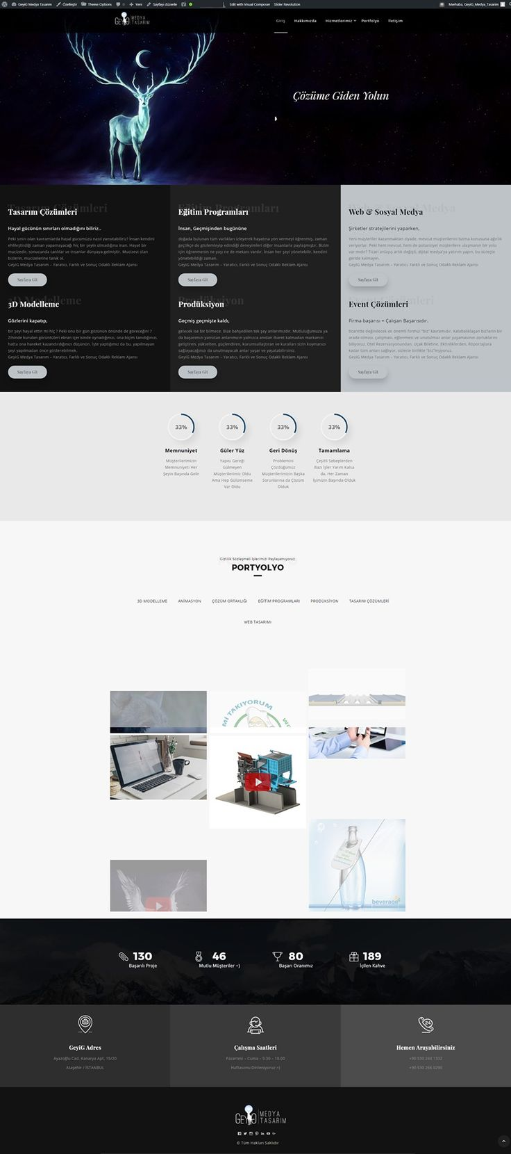 www.geyig.com #wordpress   #web #tasarım #webtasarım #responsive sizde web sayfanızı yenilemek ya da oluşturmak için bizimle iletişime geçebilirsiniz.