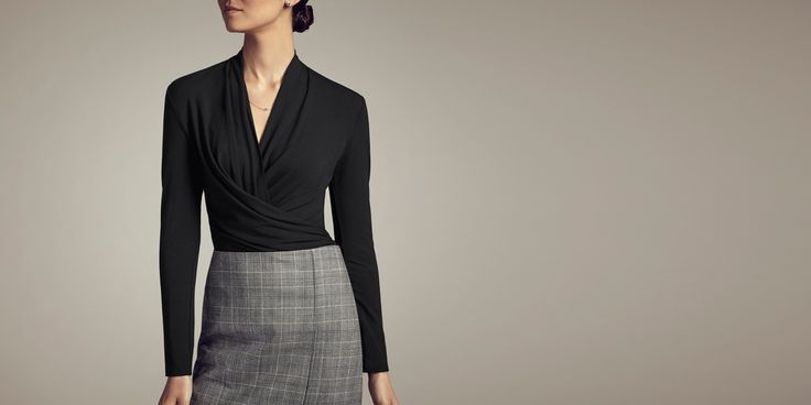 Our Fey top is expertly designed with all the right tucks and folds to accentuate your waist (but still let you stay comfortable through an extravagant dinner). It pairs perfectly with our matching Soho skirt.