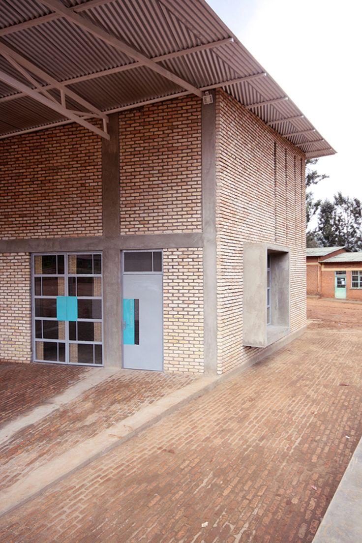 Architectural [Field] Office · Kimisagara Community Centre · Divisare