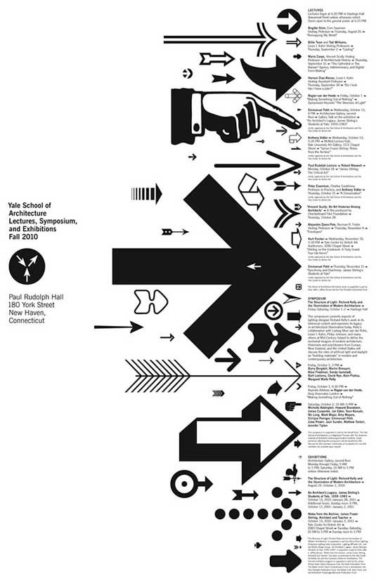 4 rules of visual hierarchy in poster design | Posters | Creative Bloq