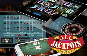 All Jackpots Casino No Deposit