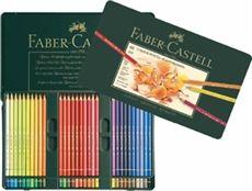 Faber-Castell Polychromos Färgpenna 60-pack