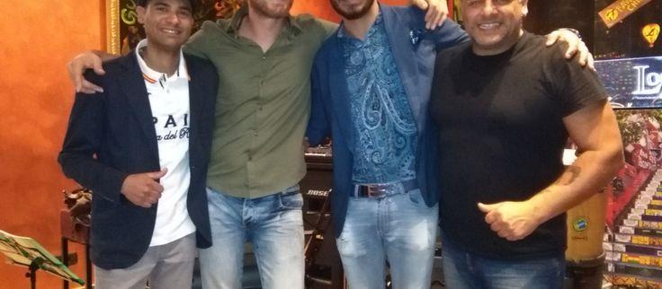 Domenica 20 Novembre H2030 Olli e Andrè Silva & Marquinho Baboo