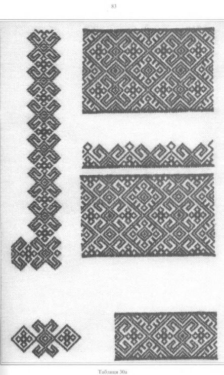 Gallery.ru / Фото #75 - Carpathian Ghutsul Ethnicity Stitching Part 1 - thabiti