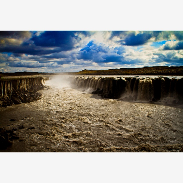 Selfoss - Iceland  Photo By Dave Fisher
