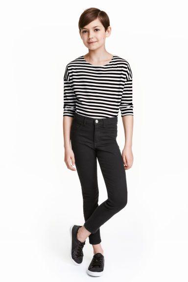 Elastyczne spodnie | H&M
