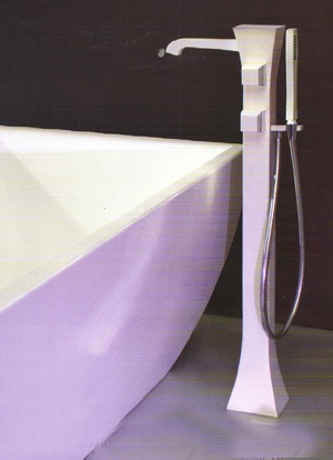 Gessi Mimi Freestanding Bath Filler