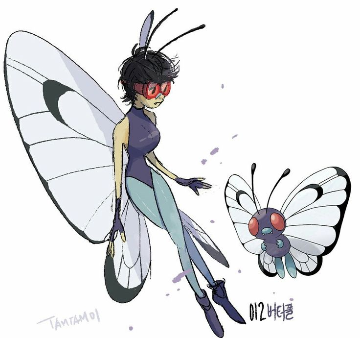 012. Butterfree