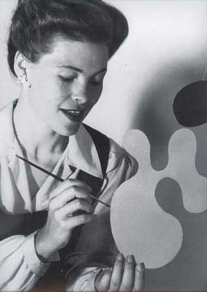 Ray Eames - Furniture, industrial and graphic Artist/designer