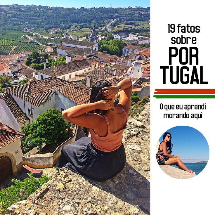 19 FATOS SOBRE PORTUGAL: O que eu aprendi morando aqui :http://www.ohthais.com/destinos/portugal/19-fatos-sobre-portugal-o-que-eu-aprendi-morando-aqui/