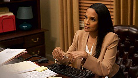 Shari Headley in The Haves and the Have Nots (2013)