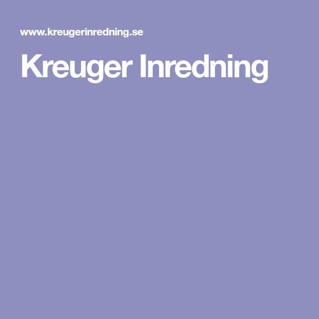 Kreuger Inredning