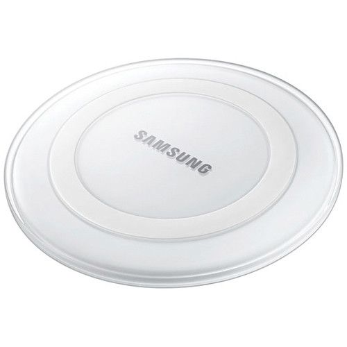 Samsung Wireless Charging Pad (White Pearl)