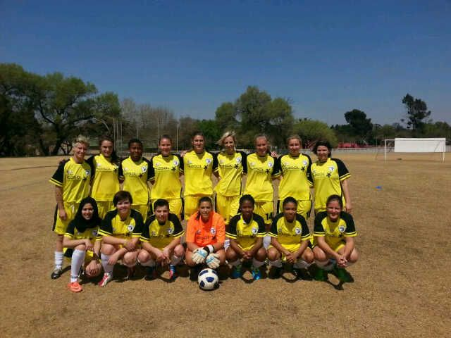 SASOL Team photo #SASOLLeague