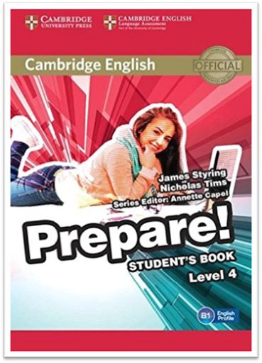[PDF+2CD] Cambridge English Prepare! Level 4 Student Book | Sách Việt Nam