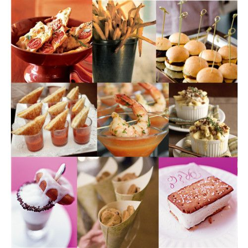 Comfort Food Wedding Menu: 1000+ Images About Wedding Reception And Fun Party Food On