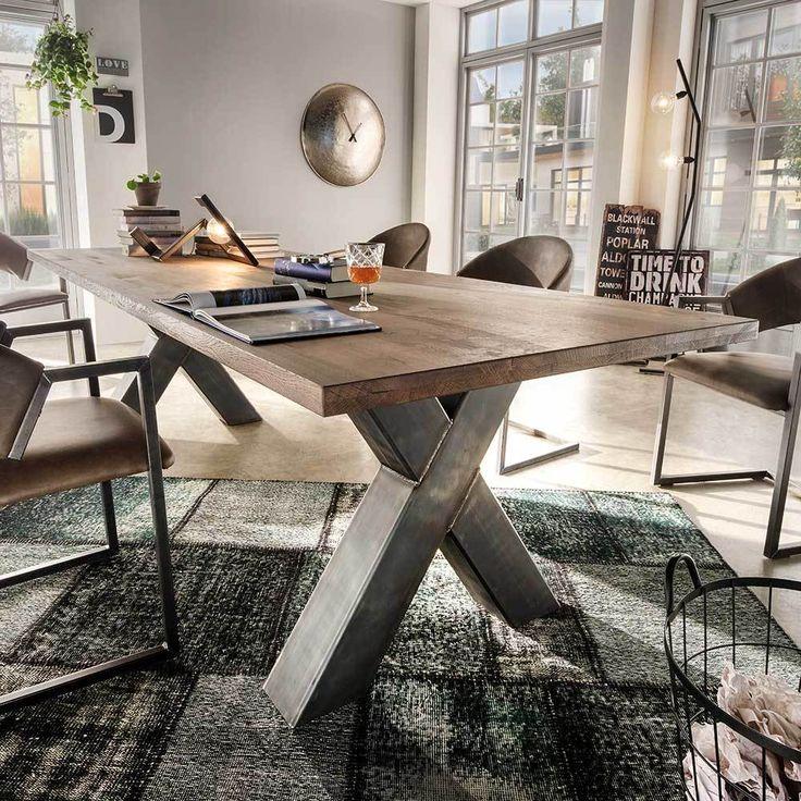 Die besten 25+ Esstisch massiv Ideen auf Pinterest Esstisch holz - moderne massivholz esstische
