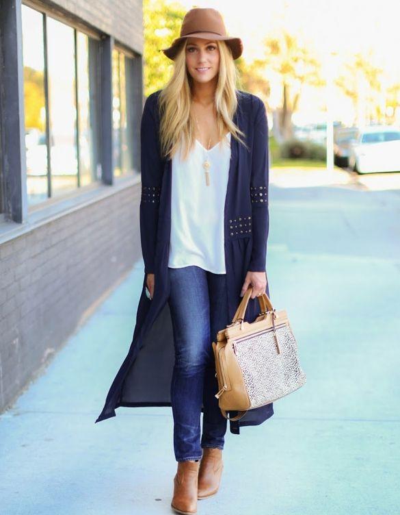 Stylish Women Casual Long Sleeve Bohemian Style Long Chiffon Blouse Cardigan Top Coat Plus Size