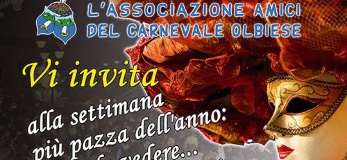 Carnevale: Ultima sfilata dei carri e festa in piazza Crispi