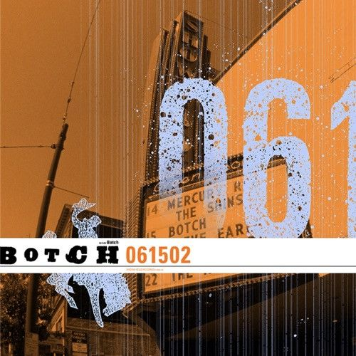 Botch - 061502 on Limited Edition 2LP