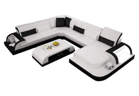 Yo compraré el sofá blanco.