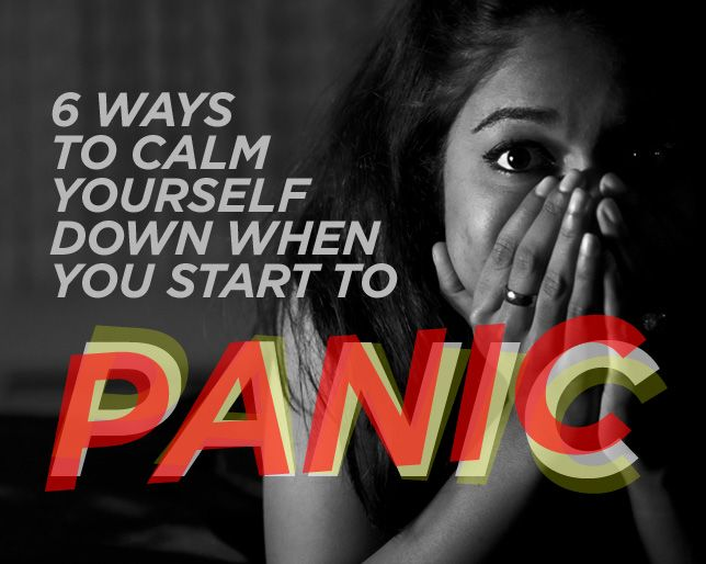 Natural Ways To Calm Anxiety Or Panic Attacks