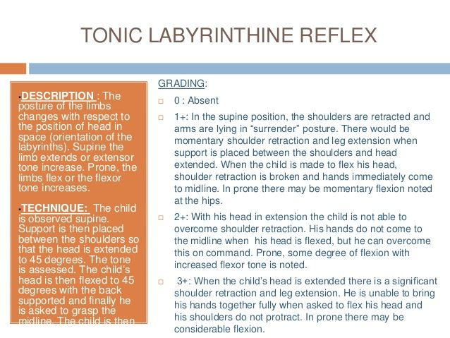 Understanding Labyrinthine Concussion