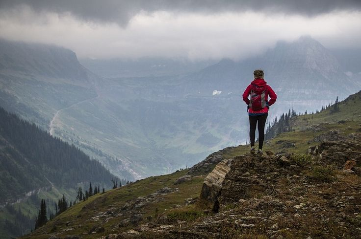 Hiking the Mountains of Glacier National Park