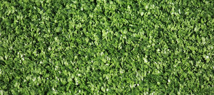 Leisure Artificial Grass - the shorter, tufted cut pile makes a great surface for a cricket pitch, outdoor deck areas and gym's #TurfGreen #Leisureartificialgrass #artificialturf #syntheticgrass #syntheticturf #faketurf #fakegrass #nomowgrass #astroturf #turfinstallation #buyturf