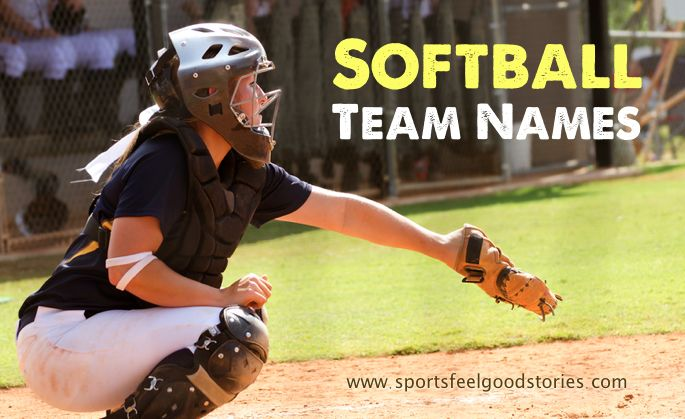 A series of lists of various softball team names to help you choose one that works best for your group. Some clever and some funny.