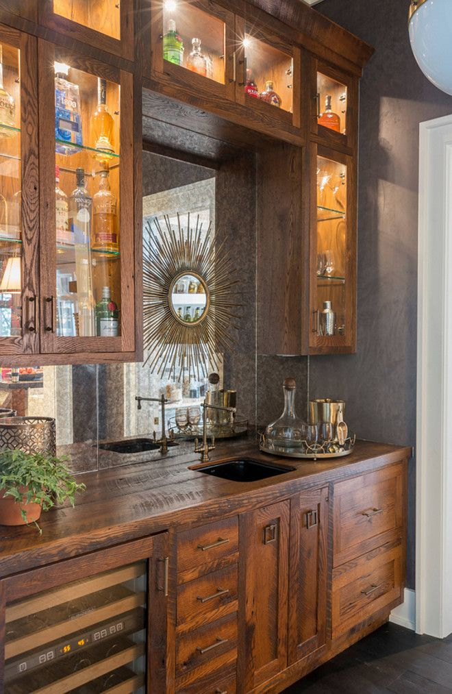 How to Design a Non-White Kitchen homebunch.com