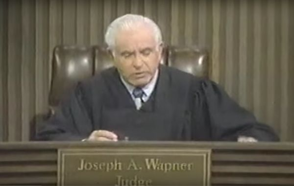 RIP Judge Wapner.
