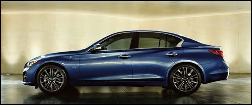 2018 Infiniti Q50 Technology Package | Primary Car