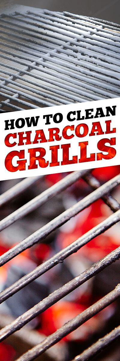 The outdoor barbecuing experience is a time-honored tradition in  backyards around the globe. But keeping your charcoal grill clean can be  a challenge, with sauce splatter, burger grease and accumulated  leftover chunks of charred food on your grates - n