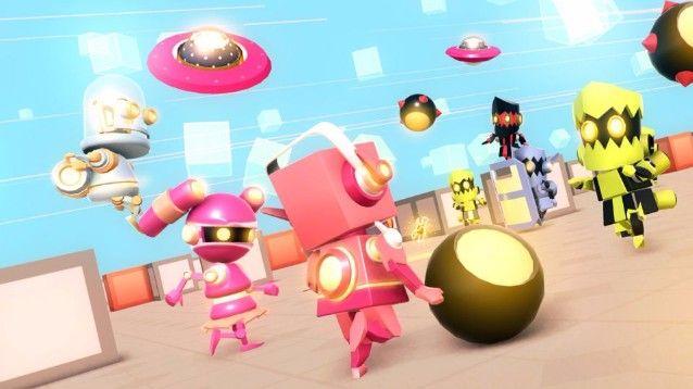 Blast Blitz, frenetico arcade in stile Bomberman per Android e iOS