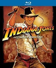 Indiana Jones: The Complete Adventures (Blu-ray)