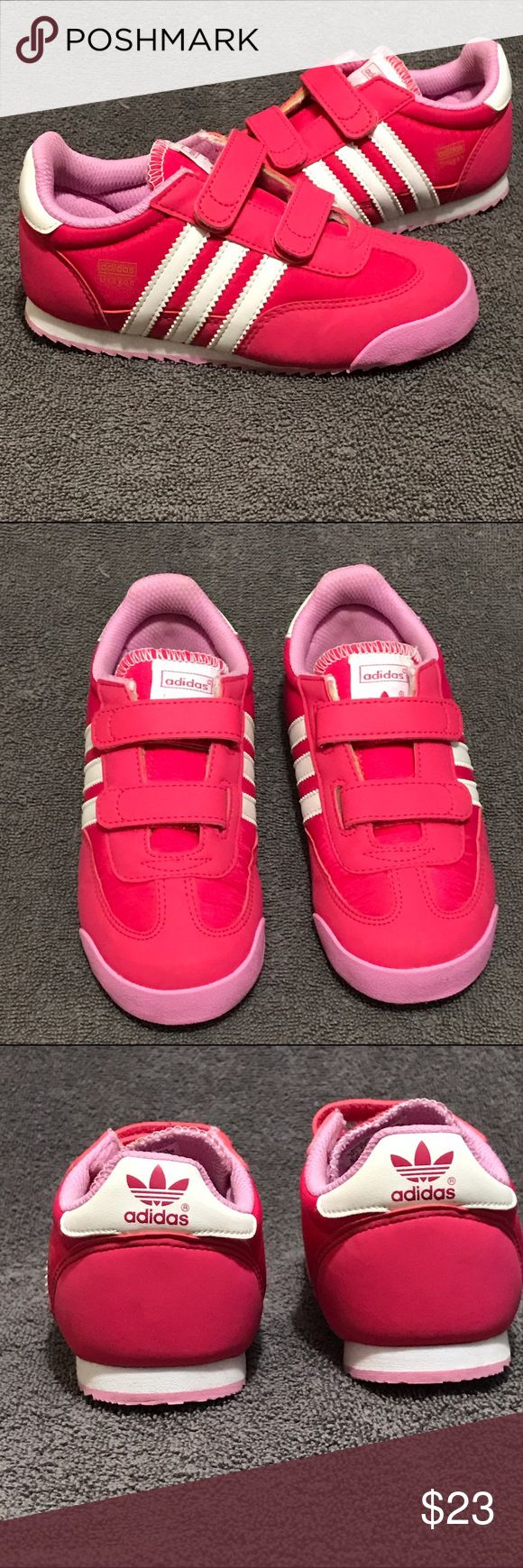adidas Originals - DRAGON CF Very gently worn and have a ton of life left! Adidas Shoes Sneakers