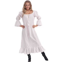 Medieval Chemise Dress - FM-68773 by Medieval Collectibles: Halloween Costume, Chemise Adult, Costumes, Medieval Lady, Shirts, Dress, Women
