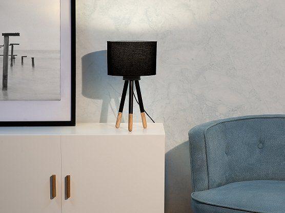 Tafellamp - bureaulamp - leeslamp - verlichting - zwart - TOBOL_680490