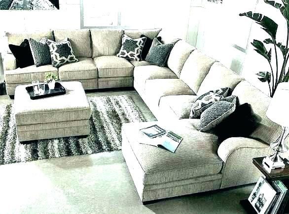 Wrap Around Sofa Sectional Sofa With Chaise Livingroom Layout