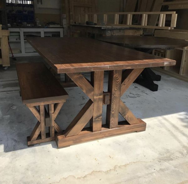 French Farmhouse Dining Table French Farmhouse Dining Table