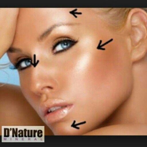 El iluminador no es un corrector de ojeras ni una base de maquillaje, es un producto que.contiene particulas que atraen luz de manera que la piel se vea mas iluminada y llena de vida!!!