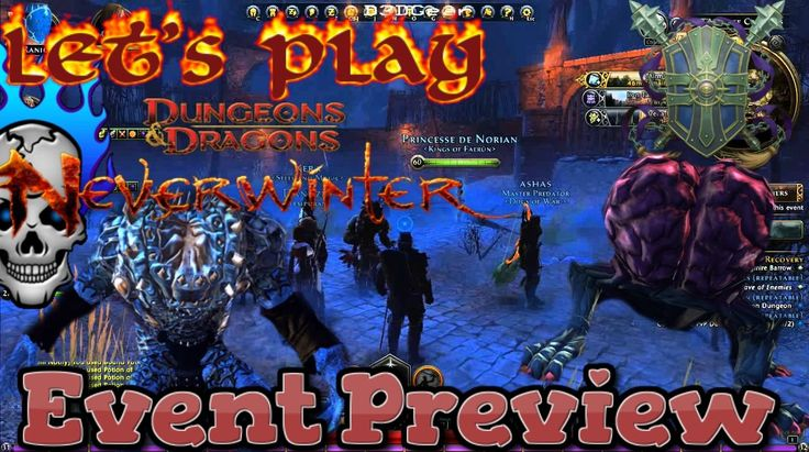 Neverwinter Xbox one Call to arms: Gate Crashers Event Preview