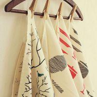 la reines blog: Handtücher und Geschirrtücher selbst bemalen