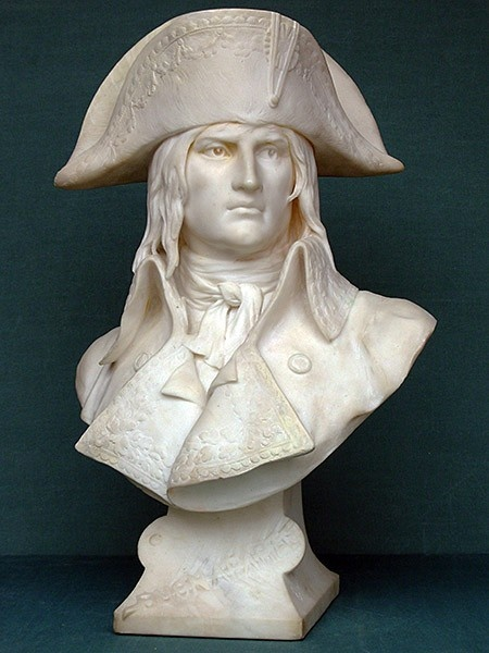 Bust of Napoleon as First Consul